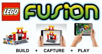 Construye tus aventuras y viaja del mundo real al virtual con Lego Fusion