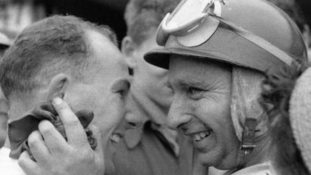 Stirling Moss Juan Manuel Fangio 862x485