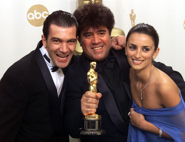 Oscar Pedro Almodovar