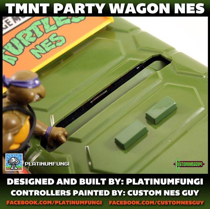 Foto de TMNT Party Wagon NES (4/7)