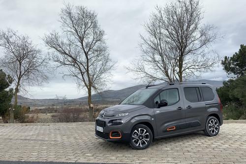 Probamos el Citroën Berlingo de gasolina y 130 CV: ¿cómo le sienta el nuevo motor al cuarto coche más vendido en España?