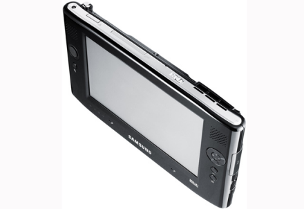 [CES 2007] Samsung Q1P SSD, segunda generación del UMPC Q1