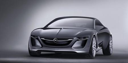 Opel Monza Concept, ahora en vídeo