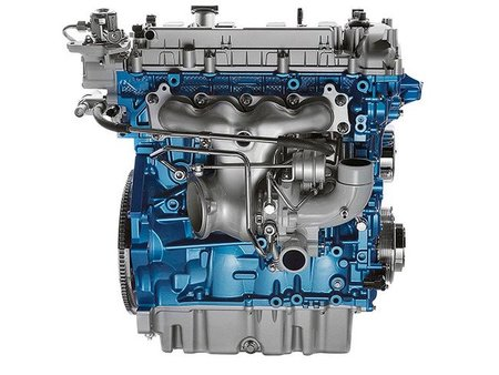 motor ecoboost 2.0 turbo ford