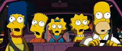 Nuevo trailer de Los Simpson