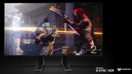 Acer se suma al formato Big Format Gaming Display en el CES 2018 con el monitor Acer Predator X 65