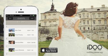 ¿Te vas a casar? Planea tu boda con iDOO app