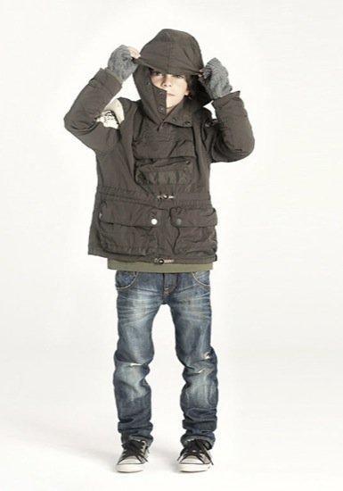 Zara, colección Otoño-Invierno 2010/2011: la ropa para los niños y las niñas V