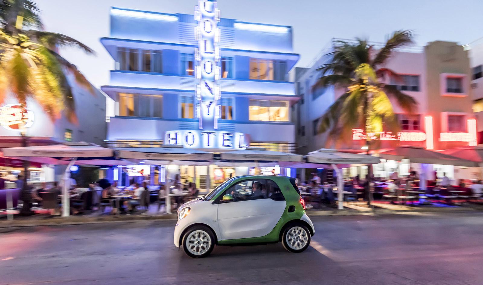 Foto de smart fortwo Electric Drive, toma de contacto (101/313)