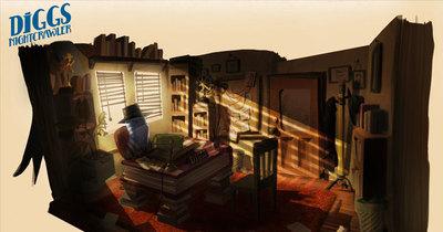 'Wonderbook: Diggs Detective Privado' vuelve a escena con un tráiler y su fecha de lanzamiento