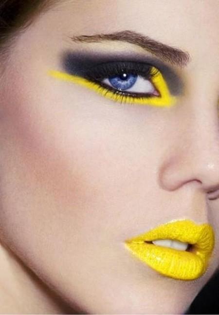 Eyeliner Amarillo 3