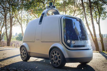 Que un vehículo autónomo nos traiga la pizza o la compra parece estar más cerca con Nuro: harán pruebas en abierto en 2018
