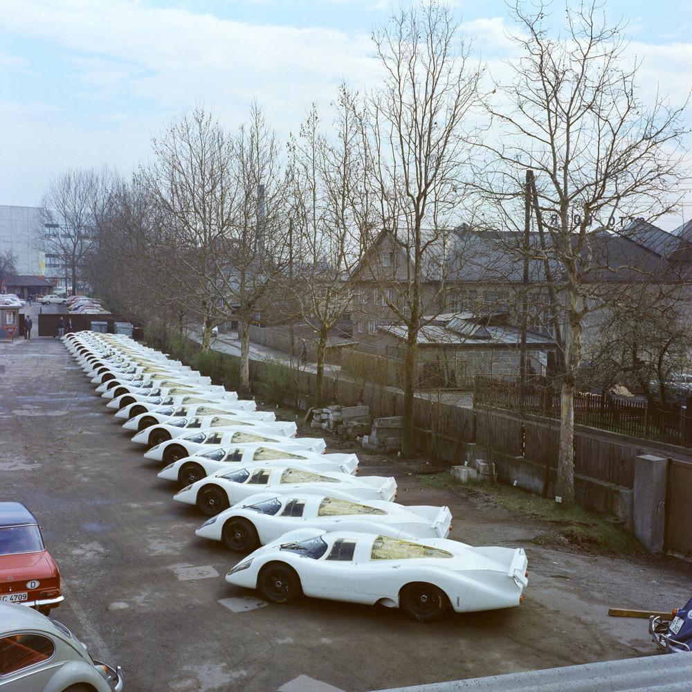 Foto de Historia de Porsche de 1940 a 1980 (12/29)