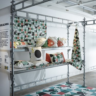 IKEA lanzará una colección elaborada con plásticos recogidos en costas españolas