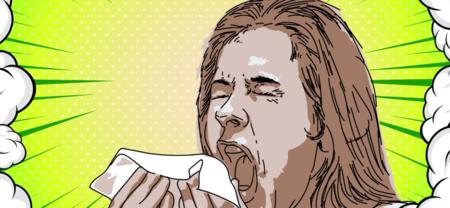 45 minutos: Eso es lo que duran en el aire las bacterias de tus estornudos