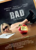 'Bad Teacher', cartel y tráiler