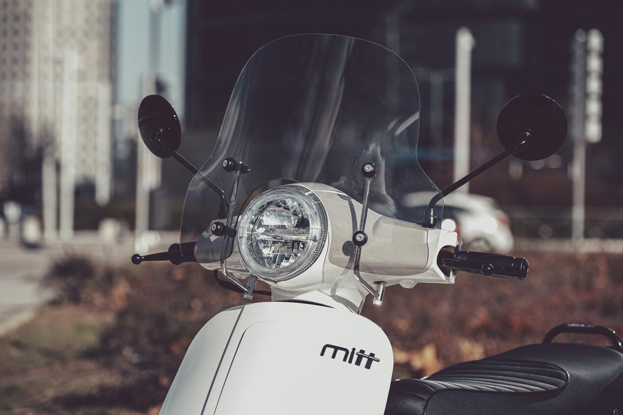 Foto de MITT 125 RT Super Sport White 2021 (6/20)