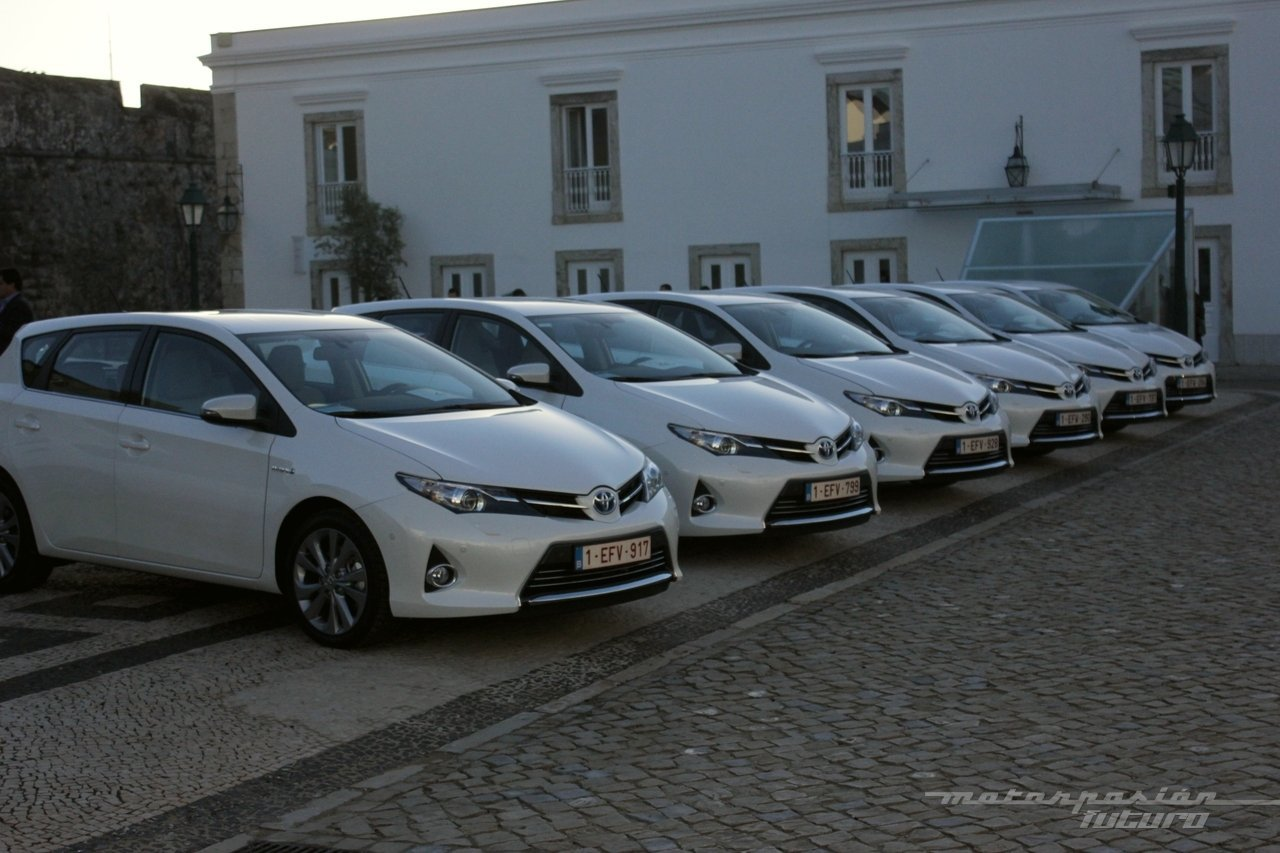 Foto de Toyota Auris Hybrid 2013 (1/21)