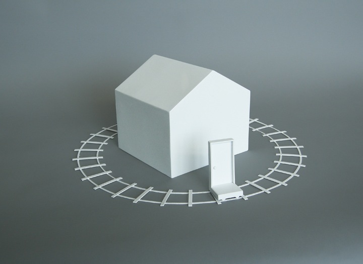 Foto de Metaphor House, arte conceptual en torno al hogar (1/7)