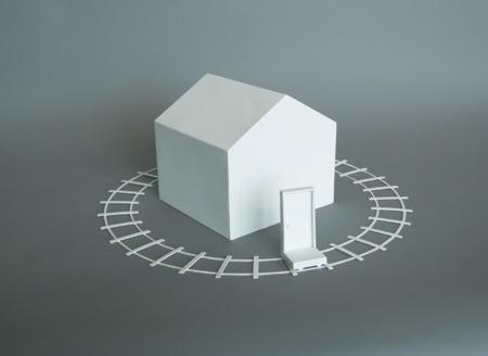 Metaphor House, arte conceptual en torno al hogar