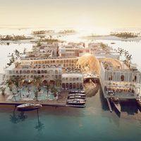 La última locura de Dubái: un resort turístico inspirado en Venecia