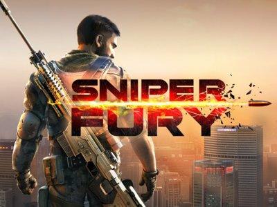 Sniper Fury, el nuevo juego francotirador de Gameloft para tu Android