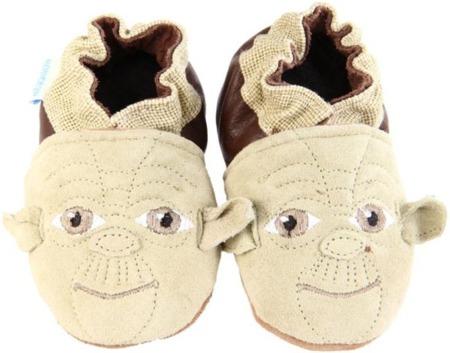 Zapatillas de estar en casa de Yoda, la Guerra de las Galaxias no pasa de moda