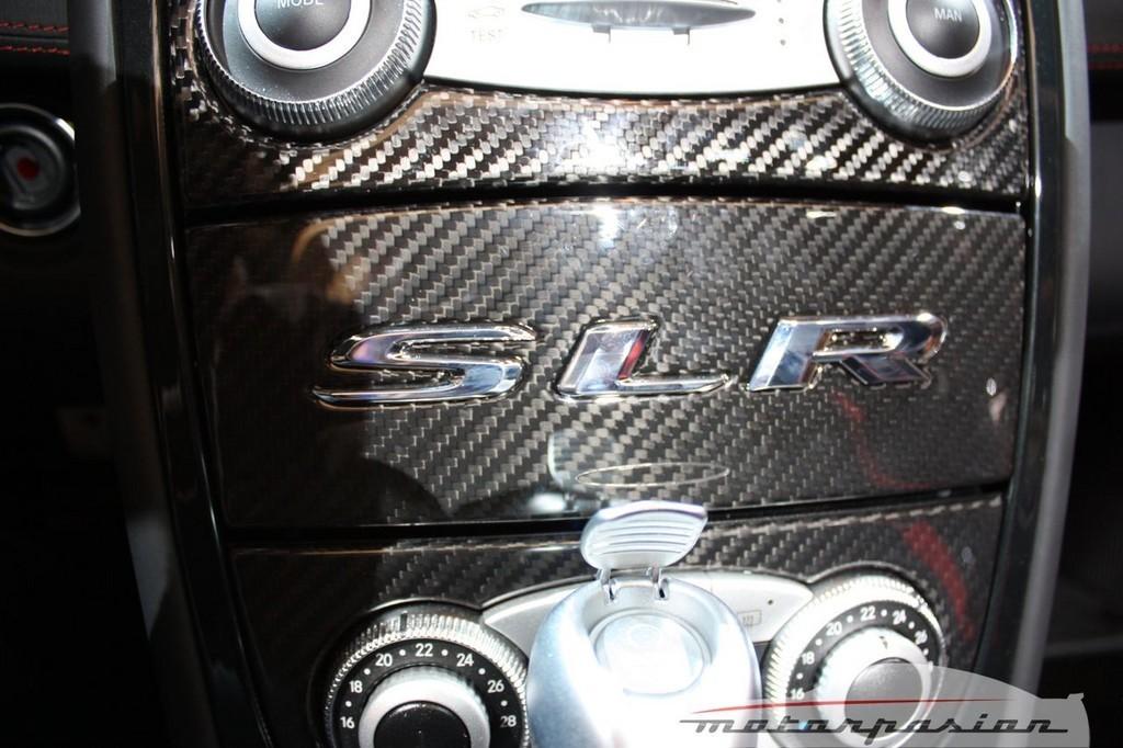 Foto de Mercedes SLR McLaren Roadster 722 S en el Salón de París (16/20)