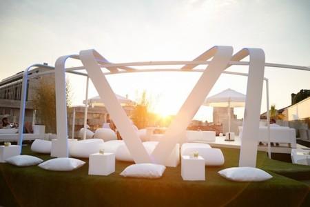 Gymage Terrace & Restaurant, una nueva estrella en el cielo de Madrid