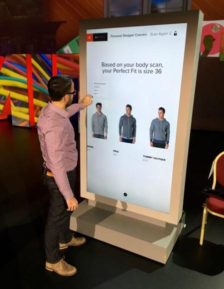 Adiós al problema de las tallas gracias al body scanning de Adobe y Microsoft Kinect