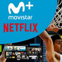 Telefónica y Netflix confirman su alianza: sus series y películas estarán en las plataformas de Movistar