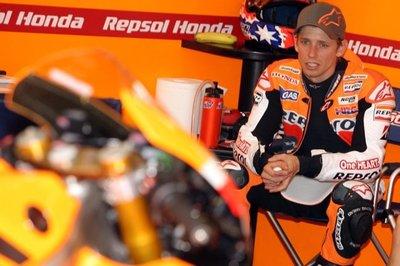 Imágenes de Repsol Honda en el test de Sepang