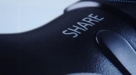La idea del botón Share del DualShock 4 surgió de Sony Santa Monica