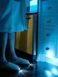 BrightFeet, para no darse golpes por las noches