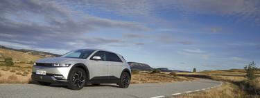 Probamos el Hyundai IONIQ 5, un coche eléctrico de diseño rompedor con hasta 481 km de autonomía