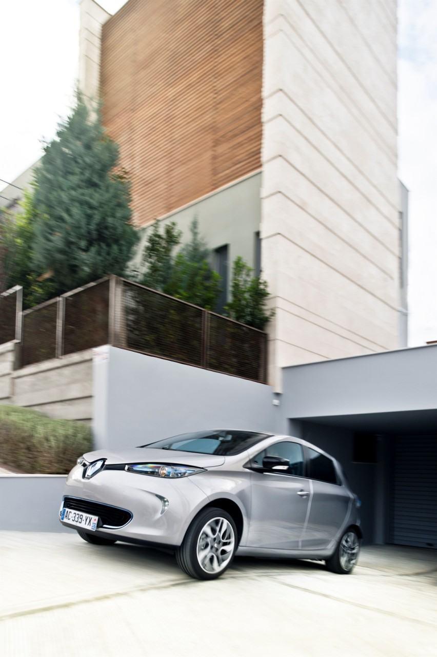 Foto de Renault ZOE (44/151)