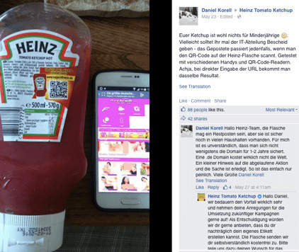 Concurso Fundorado - Heinz