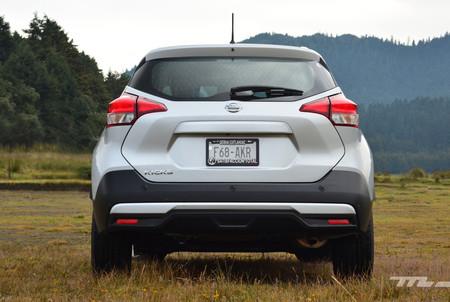 Nissan Kicks 5