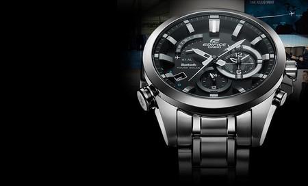 Casio llega a un acuerdo con Microsoft para que sus relojes se beneficien de la conectividad con sus smartphones