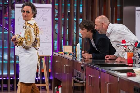 Los famosos de MasterChef van aprendiendo a cocinar, pero a no gritar no les enseña nadie
