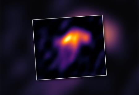 Descubren en el espacio una estructura de plasma con forma de medusa y de más de un millón de años luz de ancho