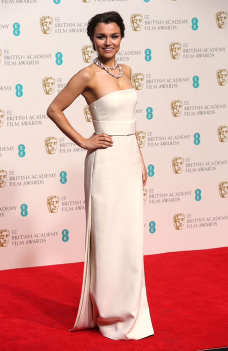 Samantha Barks BAFTA 2014