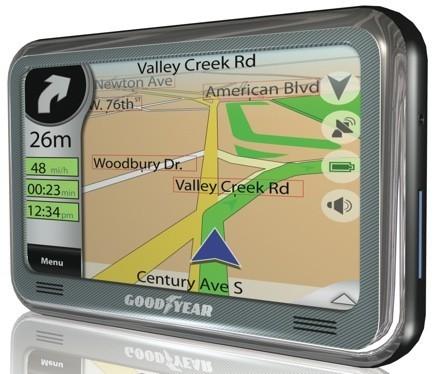 Nuevos GPS de GoodYear [CES 2008]