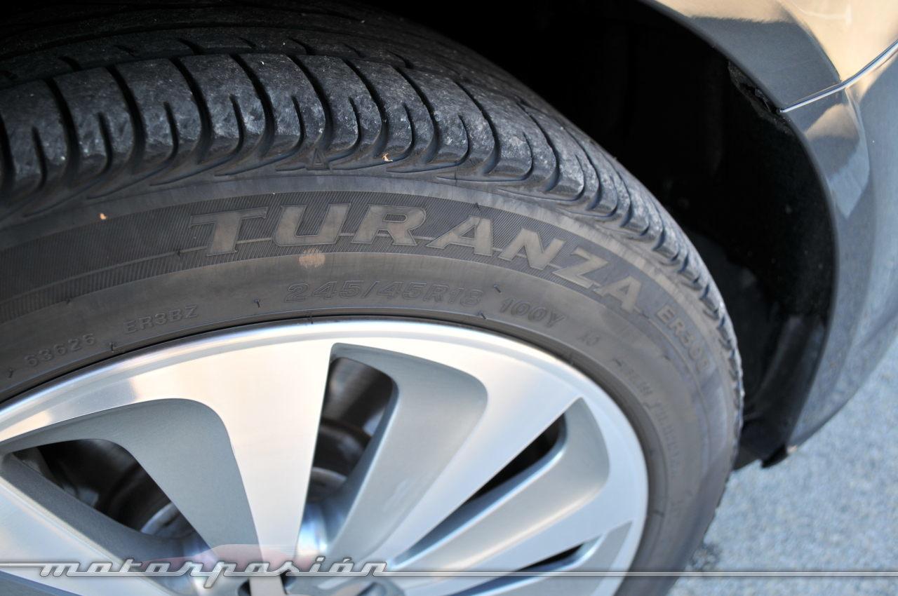 Foto de Audi A6 hybrid (prueba) (107/120)