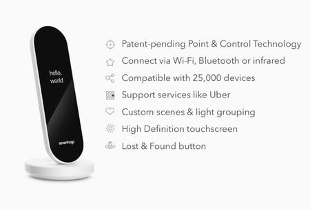 Características de Smart Remote