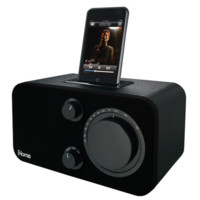 Altavoces de Memtec y Logitech para el iPhone/iPod