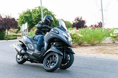 Yamaha Tricity 300 2020 Prueba 003