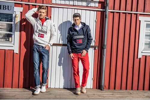Sudaderas y jerséis Levi's, Adidas y Geographical Norway rebajados en Amazon: regalazos para el Día del Padre desde 14,99 euros
