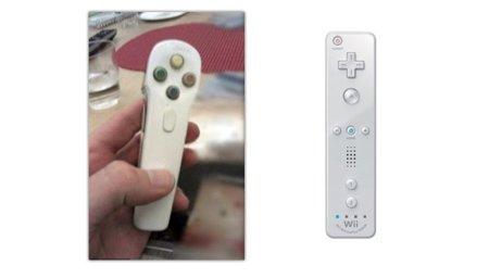 Nokia estaba desarrollando un mando al estilo Wii en 2004