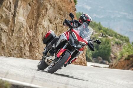 Ducati Multistrada V4 2021 Prueba 005